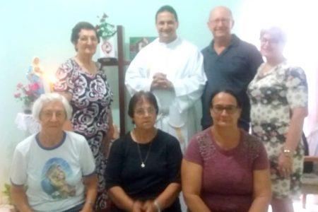 Irmãs celebram Bárbara Maix e a abertura do Ano Capitular no Paraguai