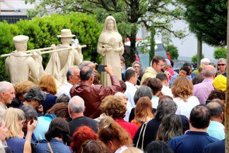 Mais de mil peregrinos celebram a Bem-Aventurada Bárbara Maix em Santa Lúcia do Piaí