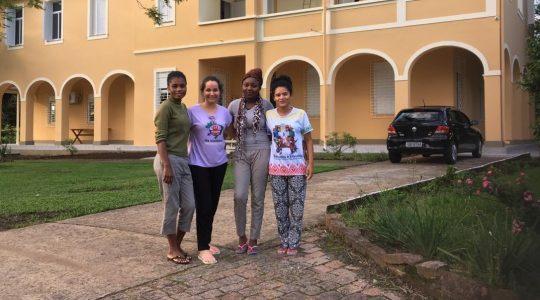 Encontro reuniu as postulantes da Congregação no Brasil