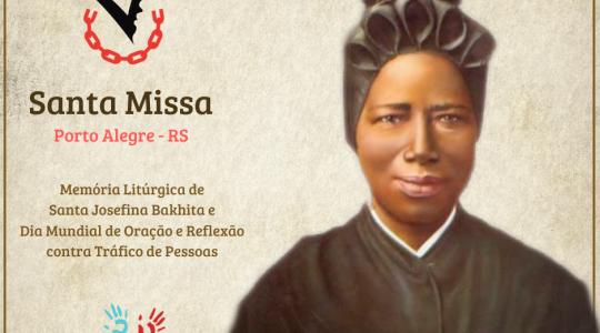 Porto Alegre/RS: Missa recorda o Dia mundial de oração e reflexão contra o tráfico de pessoas