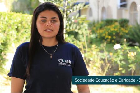Rede ICM - Não ao fim da Filantropia - Depoimento de Mariana Gonçalves