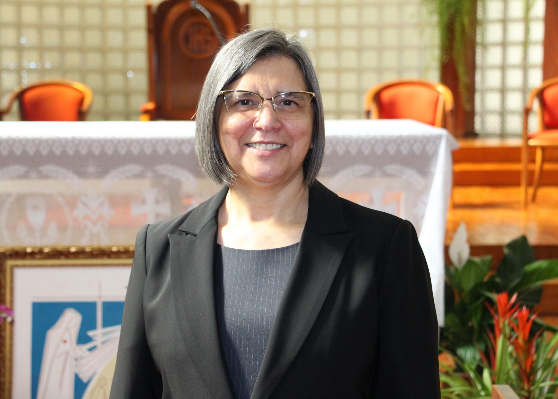 Irmã Maria Freire é a nova Diretora Geral ICM