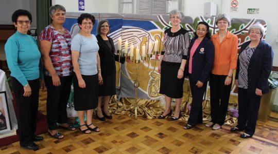 Congregação das Irmãs do Imaculado Coração de Maria tem nova Diretora Geral e Conselho