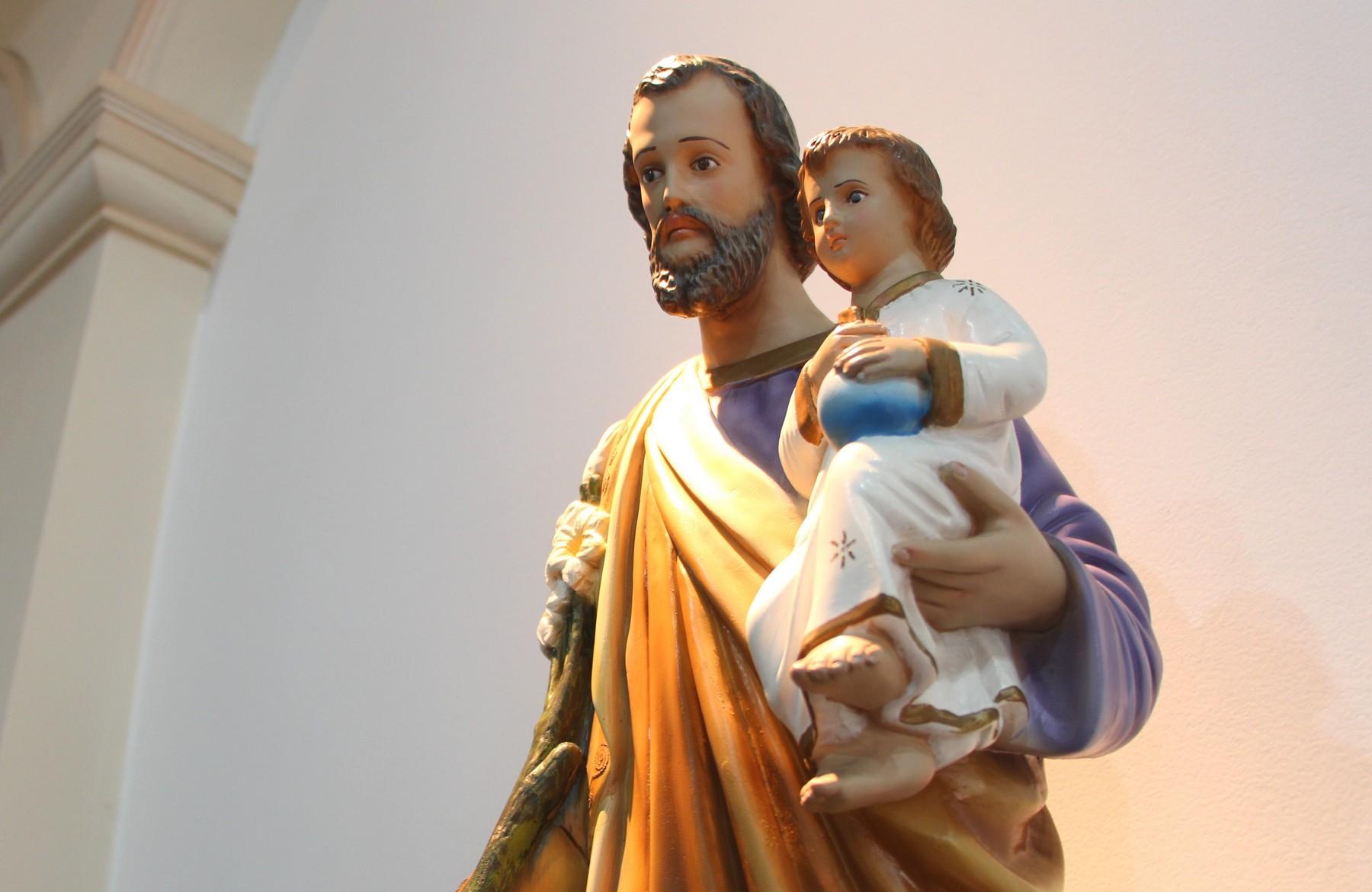 Imagem da capela da obra social São José do Belém, em São Paulo/SP