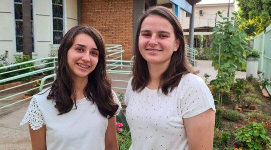 Província Maria Mãe de Deus acolhe vocacionadas no aspirantado e postulado