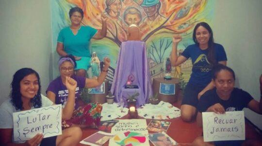 Mulheres que marcaram a história - tema da formação e espiritualidade no Postulado ICM